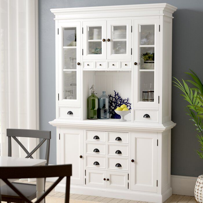 Amityville China Cabinet With Images China Cabinet Kitchen