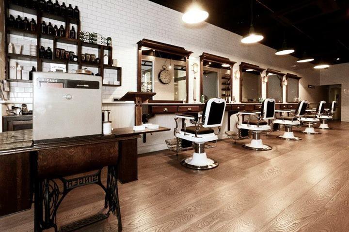 Kings Domain Barber Shop