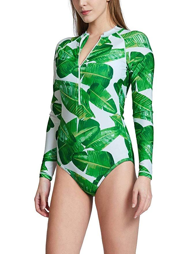 Baleaf Mens Basic Long Sleeve Rashguard UV Sun Protection Athletic Swim Shirt UPF 50+