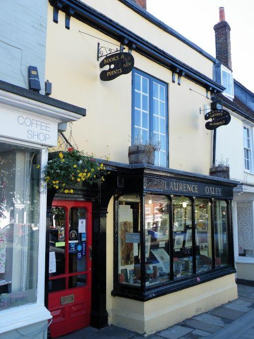 Alresford, Hampshire historic market town