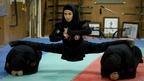 Ninja in Iran for women