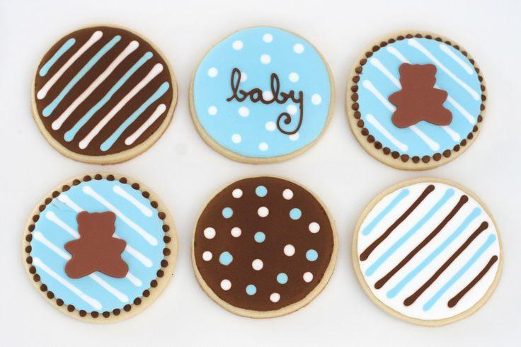 Summer Sugar Cookie Decorating Ideas | Baby Shower Treats