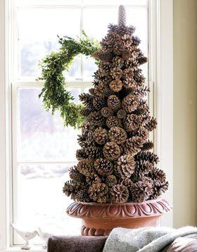 Ideas de árboles de Navidad originales y divertidas