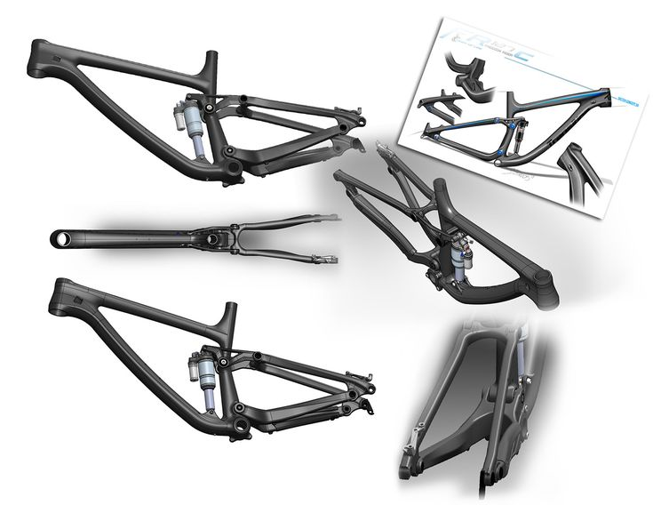 Transition Bicycle Company - GiddyUp Bikes on Behance