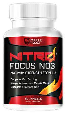 About Nitro Focus NO3 Reviews