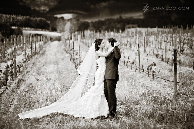 Franschhoek wedding style~ L'Ermitage wineland wedding venue