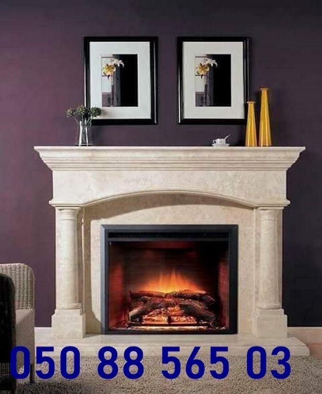 مدفأة اجنبيه Home Home Decor Fireplace
