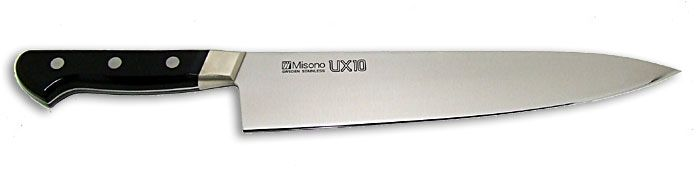 Misono UX10 Chef's Knife (Probably the best chefs knife out there) $339