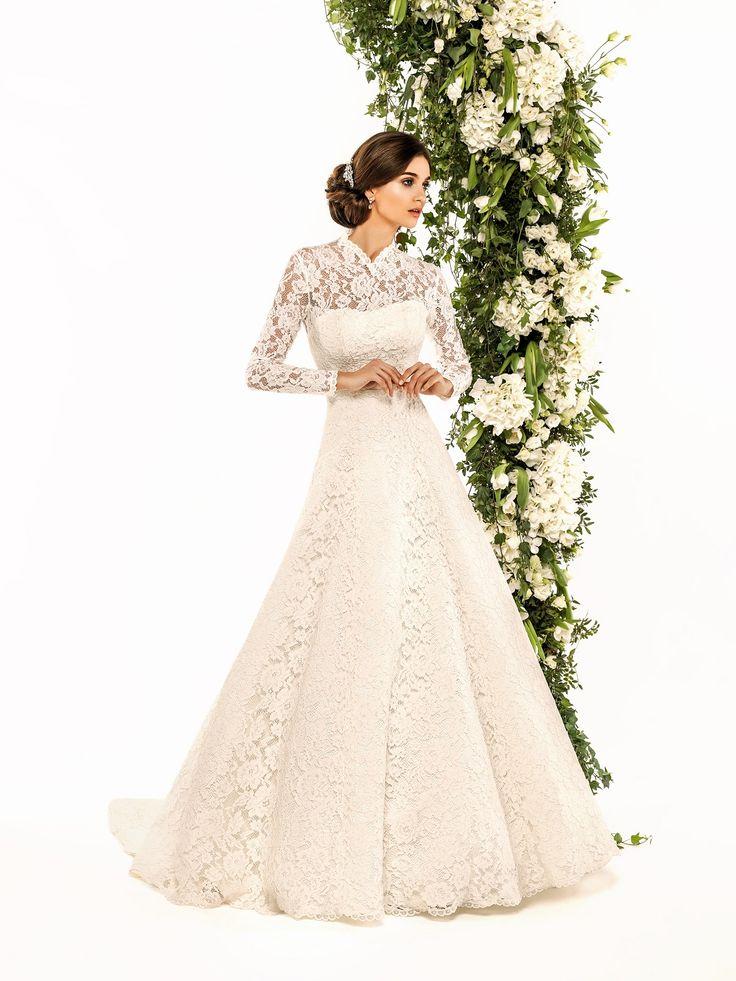Свадебное платье Леанте