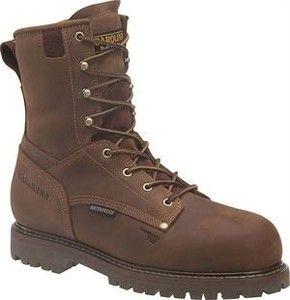 Carolina Men's 8in. Waterproof Insulated Composite Toe Boot