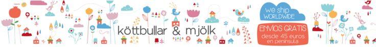 Tienda de cosas bonitas, regalos para niños y bebes, decoración, ropa infantil ecológica, juguetes nórdicos. Maxomorra, Ommdesign, Lapin and Me, Washi, Muselina