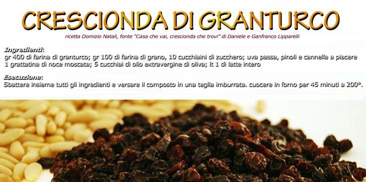 #Crescionda #corn