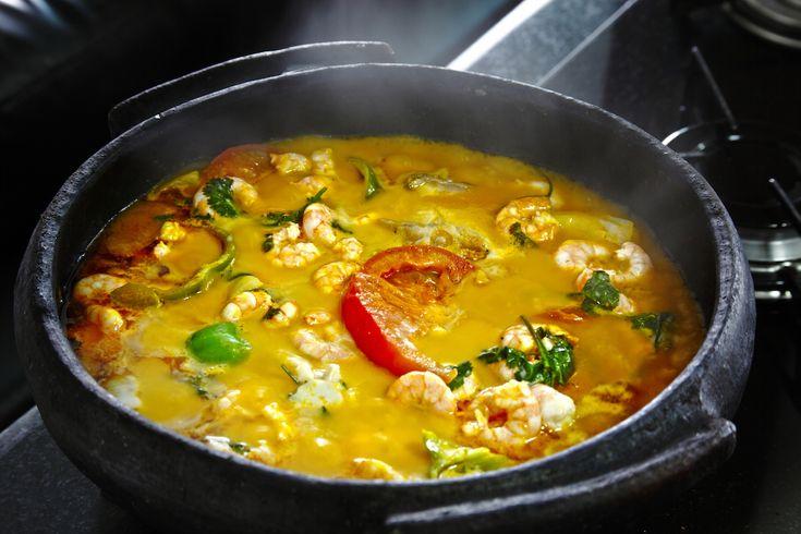 Moqueca de peixe baiana (Brazilian Fish Stew) - Powered by @ultimaterecipe