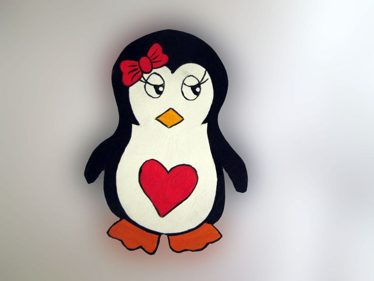 Imãs de geladeira - Pinguins 85 / Magnets
