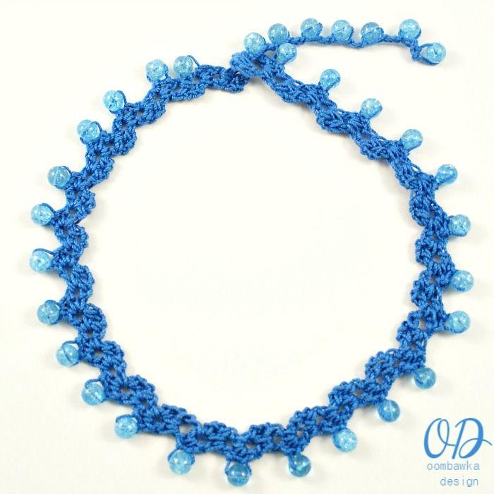 Sweetheart Beaded Choker Necklace