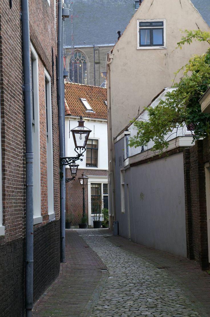 De Schoolsteeg Leiden
