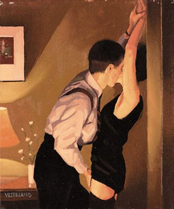 John Vettriano: Admire Art, Art Confessions, Cartoon Drawings, John Vettriano, Art Wishlist, Beautiful Art, Erotic Art, Art Sake, Jack Vettriano