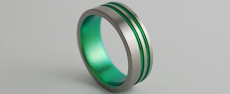 Unique Engagement Rings For Men | POPSUGAR Love & Sex