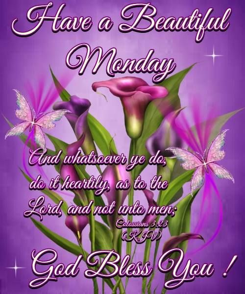 1000 images about monday again on pinterest monday - Monday blessings quotes and images ...