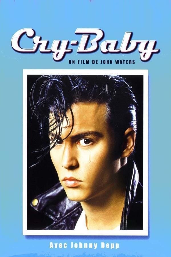 Cry-Baby    Support: BluRay 1080    Directeurs: John Waters    Année: 1990 - Genre: Musique / Comédie - Durée: 85 m.    Pays: United States of America - Langues: Français    Acteurs: Johnny Depp, Amy Locane, Polly Bergen, Susan Tyrrell, Traci Lords, Willem Dafoe, Ricki Lake, Iggy Pop, Mink Stole, Robert Walsh