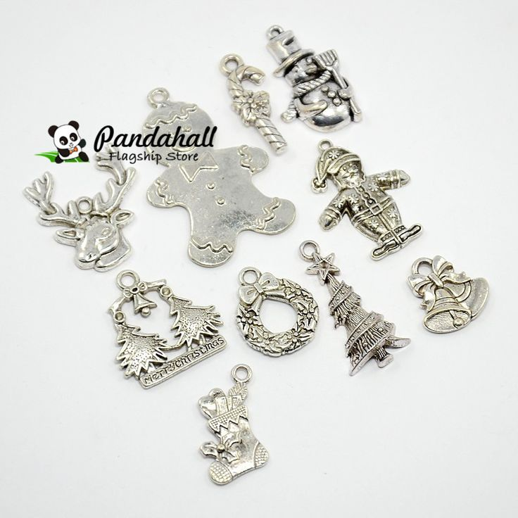 14 best christmas theme alloy pendant images on pinterest diy christmas pendants claus snowman tree charms diy jewelry making from pandahall flagship store on aliexpress aloadofball Image collections