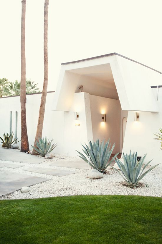 Palm Springs Party featured on Somewhere Splendid