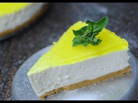 Tarta de Limón | Y Ahora Qué Cocino?