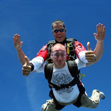 Saut en parachute Tandem Gap PACA Hautes Alpes 05