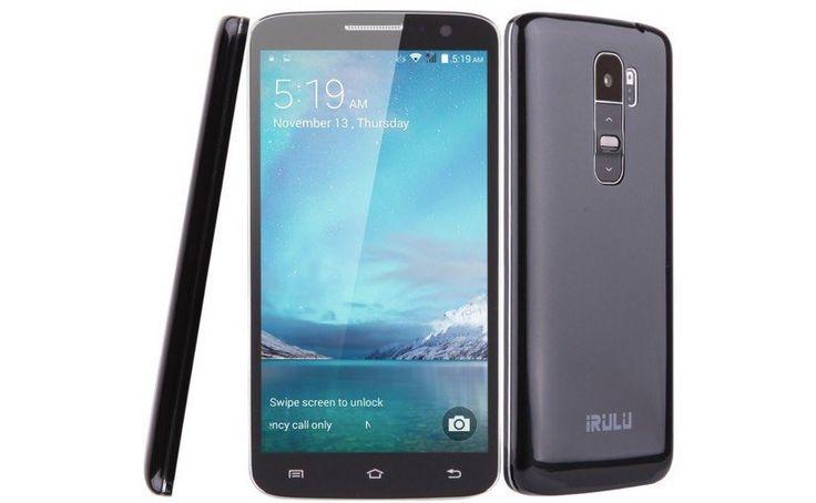 iRulu Universe 2 (U2) - El smartphone por menos de 100 euros que me compraría en AliExpress