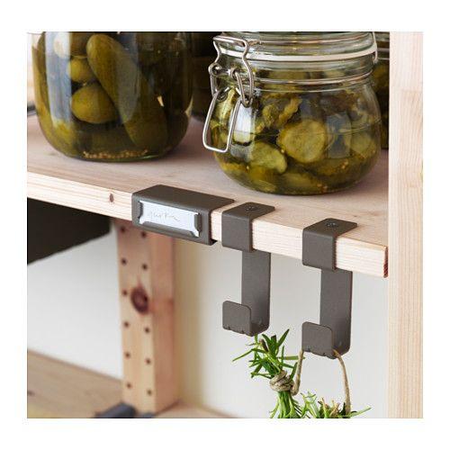 IVAR 2 sections/tablettes/tiroirs  - IKEA