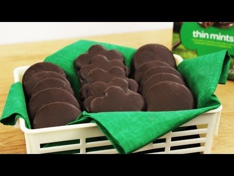 Who Doesn't Love Yummy Girl Scout Thin Mints? Now You Can Make Them! - DIY Joy