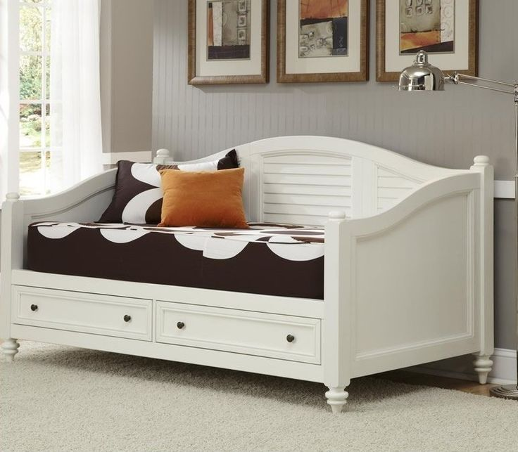 Full Size Daybed With Storage Drawers - Foter - Best 20+ Daybed With Storage Ideas On Pinterest Daybed Ideas For