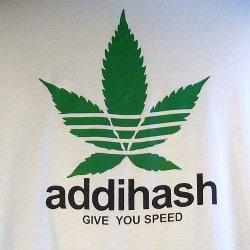 Adidas Logo Parody