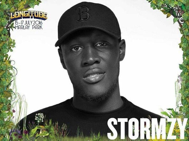 #Stormzy to play Longitude Festival in Ireland