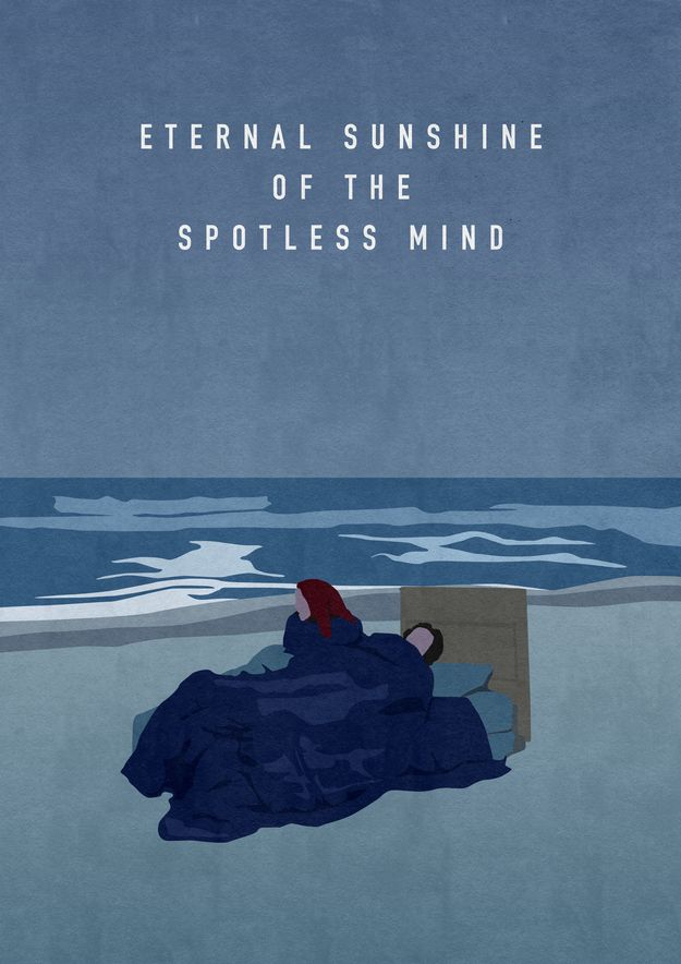 Eternal Sunshine of the Spotless Mind | Eight Classy Posters For Eight Great Films