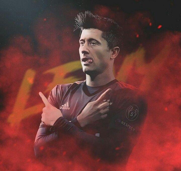 R. Lewandowski / Bayern München!