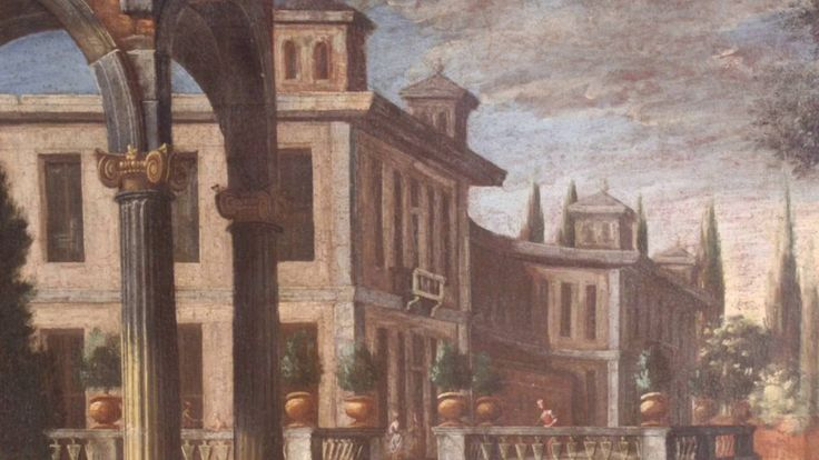 Ancient Italian painting of the second half of the eighteenth century - YouTube