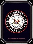The Ramones Logo Small Tin
