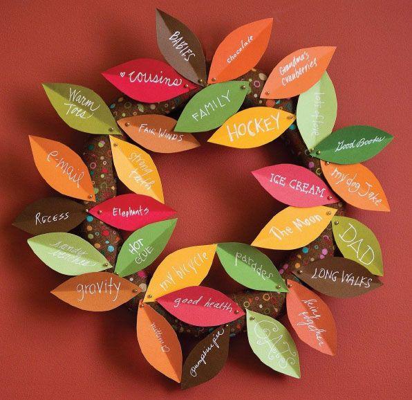 őszi dekoráció papírból iskolába - Google keresés