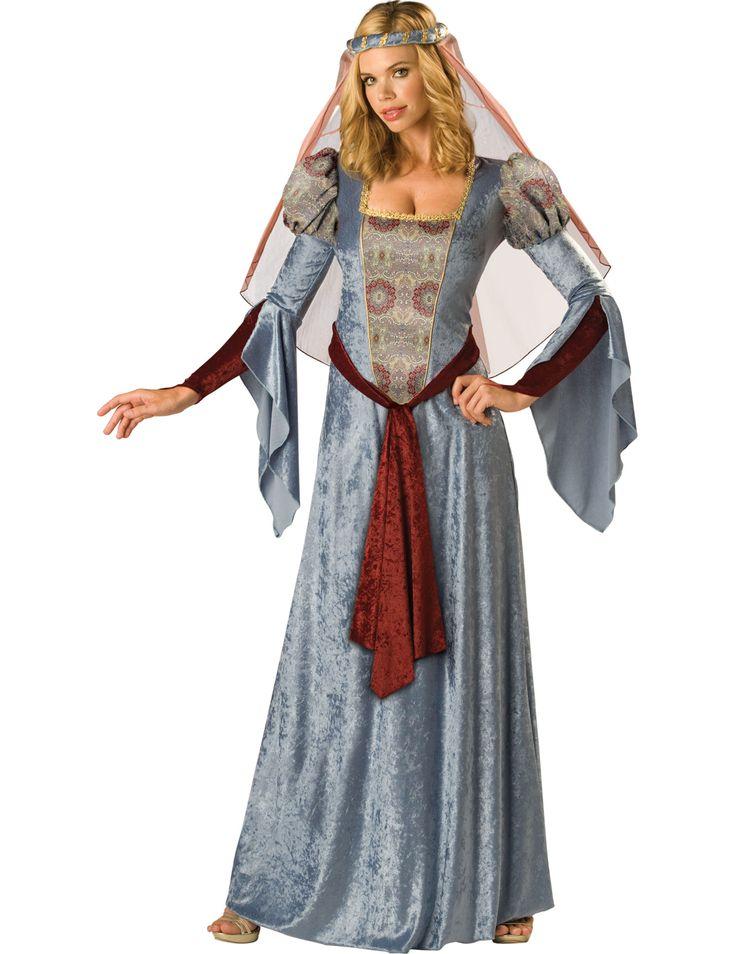 De mooiste carnavalskleding voor vrouwen kunt u vinden bij Vegaoo! Bestel nu dit mooie Lady Marian kostuum voor dames tegen de beste prijs