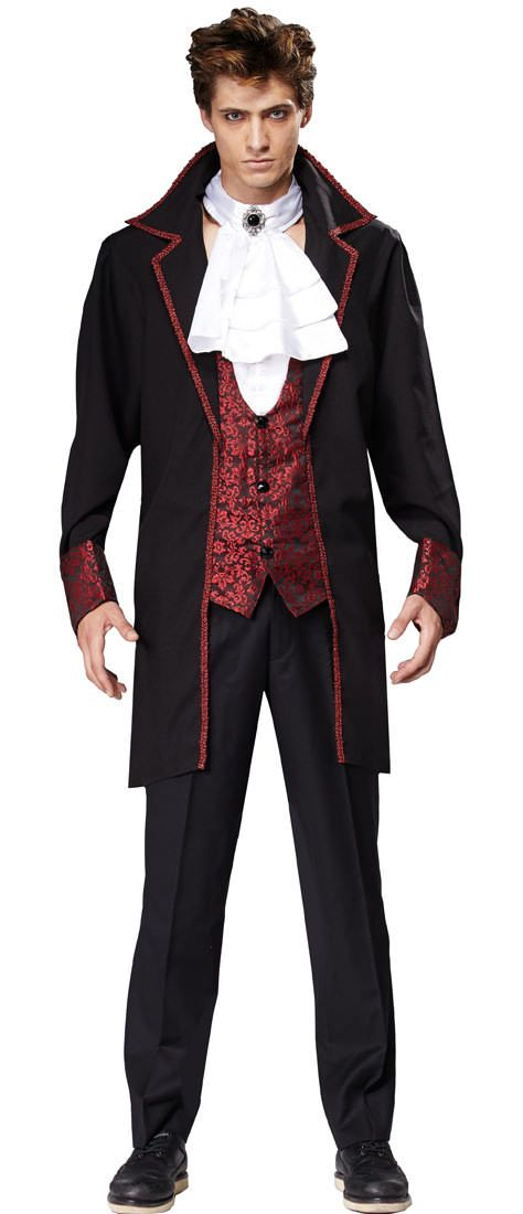 dracula costume rendering | Prince of Darkness Adult Costume | Costume Craze