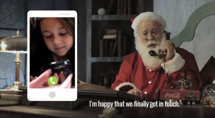 Coca-Cola - El llamado de Papá Noel