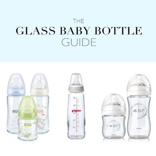 Your guide to choosing a glass baby bottle