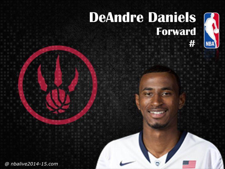 DeAndre Daniels - Toronto Raptors - 2014-15 Player