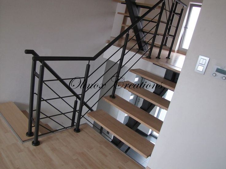 les 25 meilleures id es de la cat gorie rampe escalier inox sur pinterest design escalier en. Black Bedroom Furniture Sets. Home Design Ideas