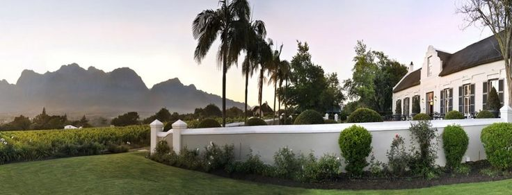Grande Roche Hotel | Luxury Hotel in the Winelands
