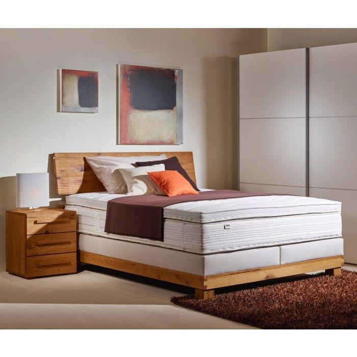 Boxspring-Bett Modern - Das Hasena Boxspringbett Modern bietet genau den Schlafkomfort, den man sich bei einem qualitativen Boxspring-Bett wünscht.