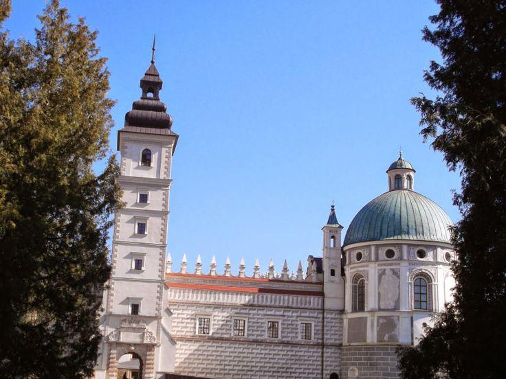 Kinga about moments in life: Pałac w Krasiczynie