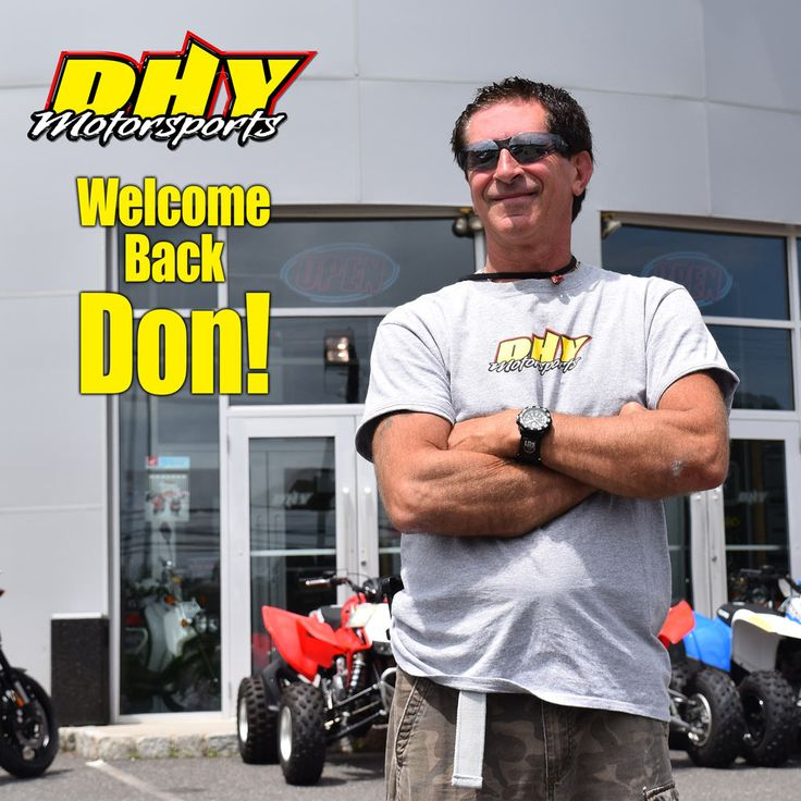 service writer don gehring has returned to dhymotorsports welcome back - Service Writer