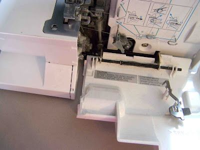 Tips on Cleaning Sewing Machines, Sergers and Irons @Elizabeth Lackey